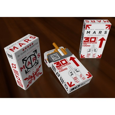 Футляр для сигарет Thirty Seconds to Mars