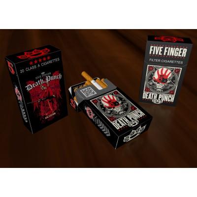Футляр для сигарет Five Finger Death Punch
