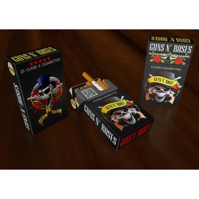 Футляр для сигарет Guns N' Roses
