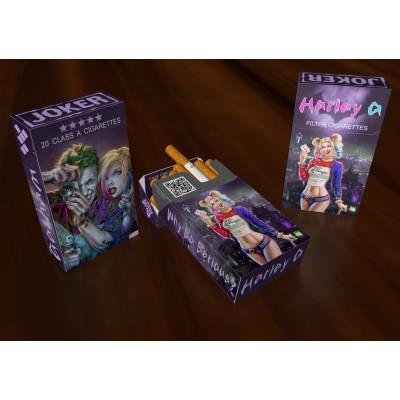 Футляр для сигарет Joker - Harley Quinn