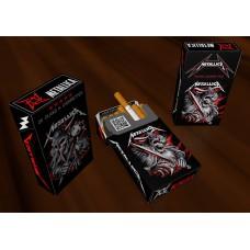 Футляр для сигарет Metallica