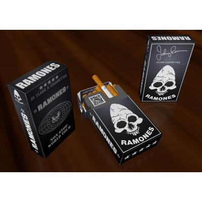 Футляр для сигарет Ramones