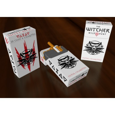 Футляр для сигарет The Witcher - Ведьмак