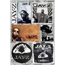 Наклейки - стикерпак - Jay-Z