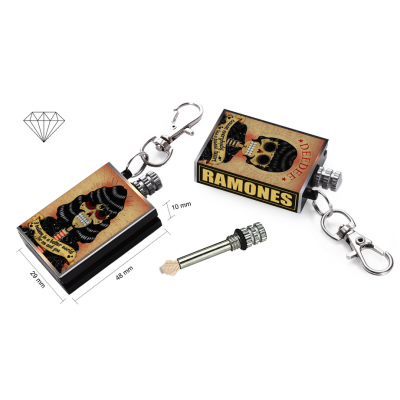 Зажигалка Ramones - Вечная спичка