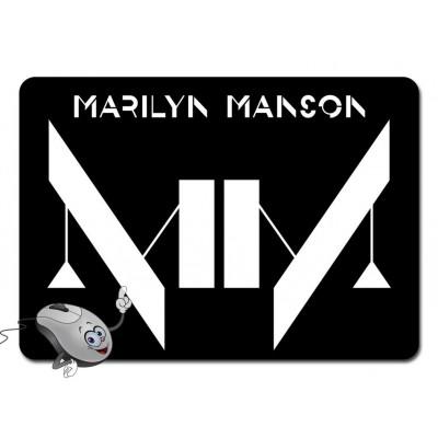 Коврик для мышки - Marilyn Manson