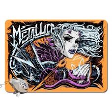 Коврик для мышки - Metallica