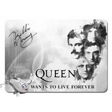 Коврик для мышки - Queen