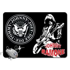 Коврик для мышки - Johnny Ramone