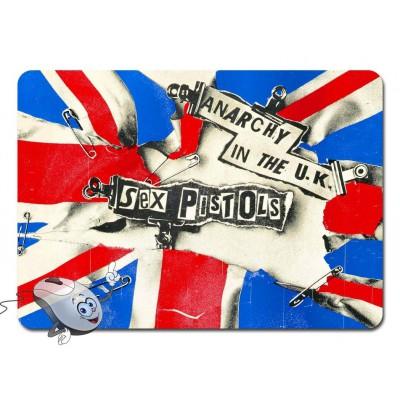 Коврик для мышки - Sex Pistols