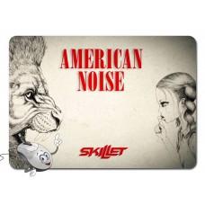 Коврик для мышки - Skillet