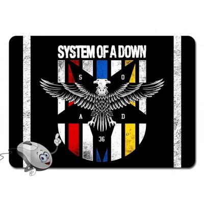 Коврик для мышки - System Of A Down