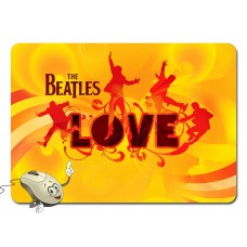Коврик для мышки - The Beatles