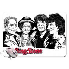 Коврик для мышки - The Rolling Stones