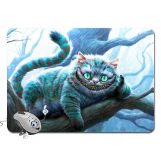 Коврик для мышки - Cheshire Cat (Чеширский кот)