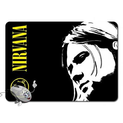 Коврик для мышки - Nirvana