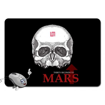 Коврик для мышки - 30 Seconds To Mars