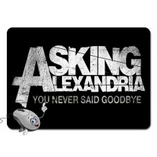 Коврик для мышки - Asking Alexandria