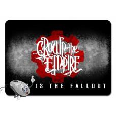 Коврик для мышки - Crown The Empire