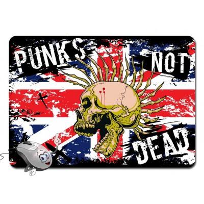 Коврик для мышки - Punks Not Dead