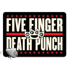 Коврик для мышки - Five Finger Death Punch