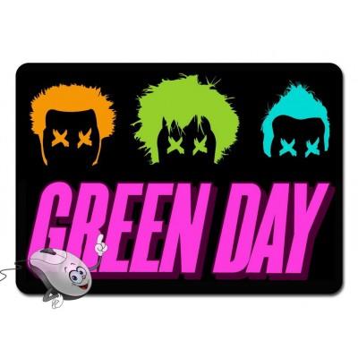 Коврик для мышки - Green Day