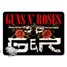 Коврик для мышки - Guns N' Roses