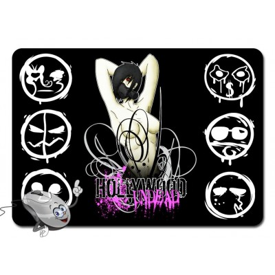 Коврик для мышки - Hollywood Undead