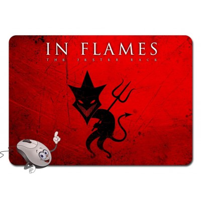 Коврик для мышки - In Flames