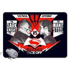 Коврик для мышки - Batman - Superman