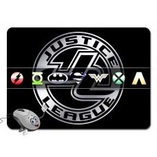Коврик для мышки - Justice League (Лига Справедливости)