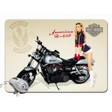 Коврик для мышки Harley-Davidson