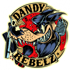 Наклейка Dandy Rebelz