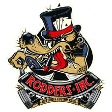 Наклейка Rodders Inc