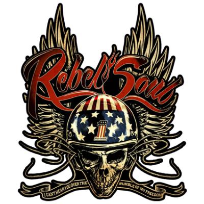 Наклейка Rebel Soul