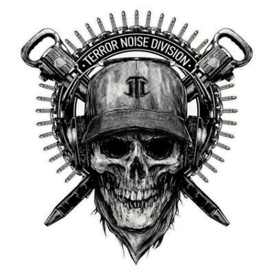 Наклейка Terror Noise Division