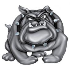 Наклейка Bulldog (Бульдог)
