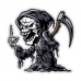Наклейка Grim Reaper (Смерть с косой)