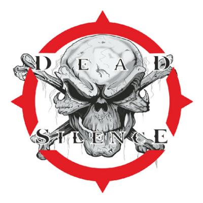 Наклейка  Dead Silence