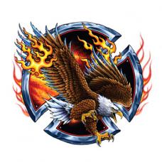 Наклейка Fire Eagle