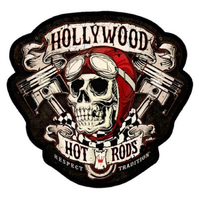 Наклейка Hollywood Hot Rods