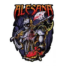 Наклейка Alesana