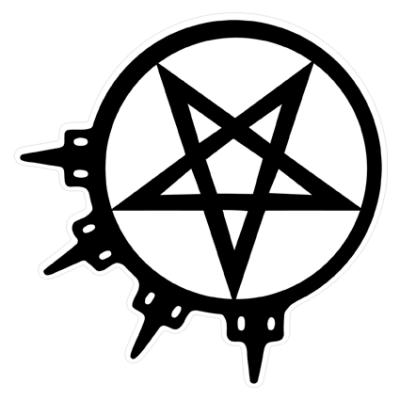 Наклейка Arch Enemy