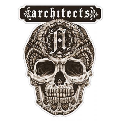Наклейка Architects
