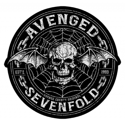 Наклейка Avenged Sevenfold