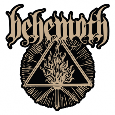 Наклейка Behemoth The Satanistfall Out Boy