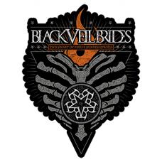 Наклейка  Black Veil Brides