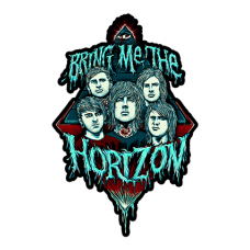 Наклейка Bring Me The Horizon