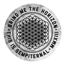 Наклейка Bring Me The Horizon Sempiternal