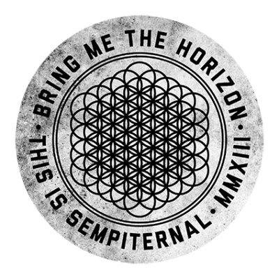Наклейка Bring Me The Horizon Sempiternal